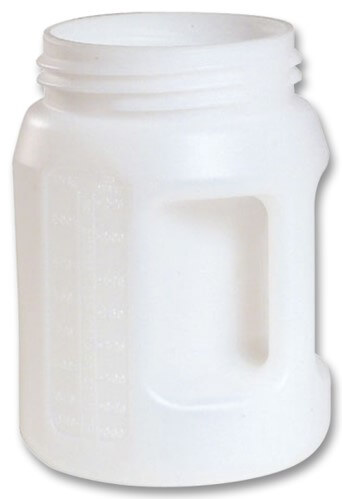 Контейнер для жидких масел на 1,5 л LAOS 09224 SKF